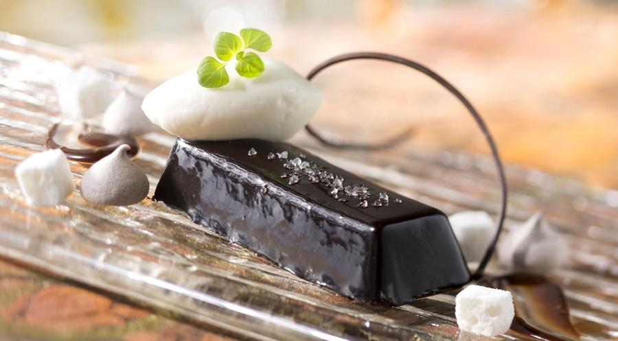 Disney World Recipe: California Grill Chocolate Pudding Cake