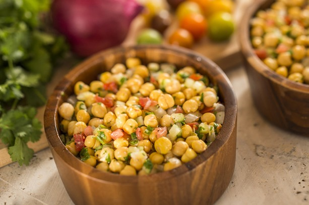 Disney Recipe: Harambe Market Chickpea Salad