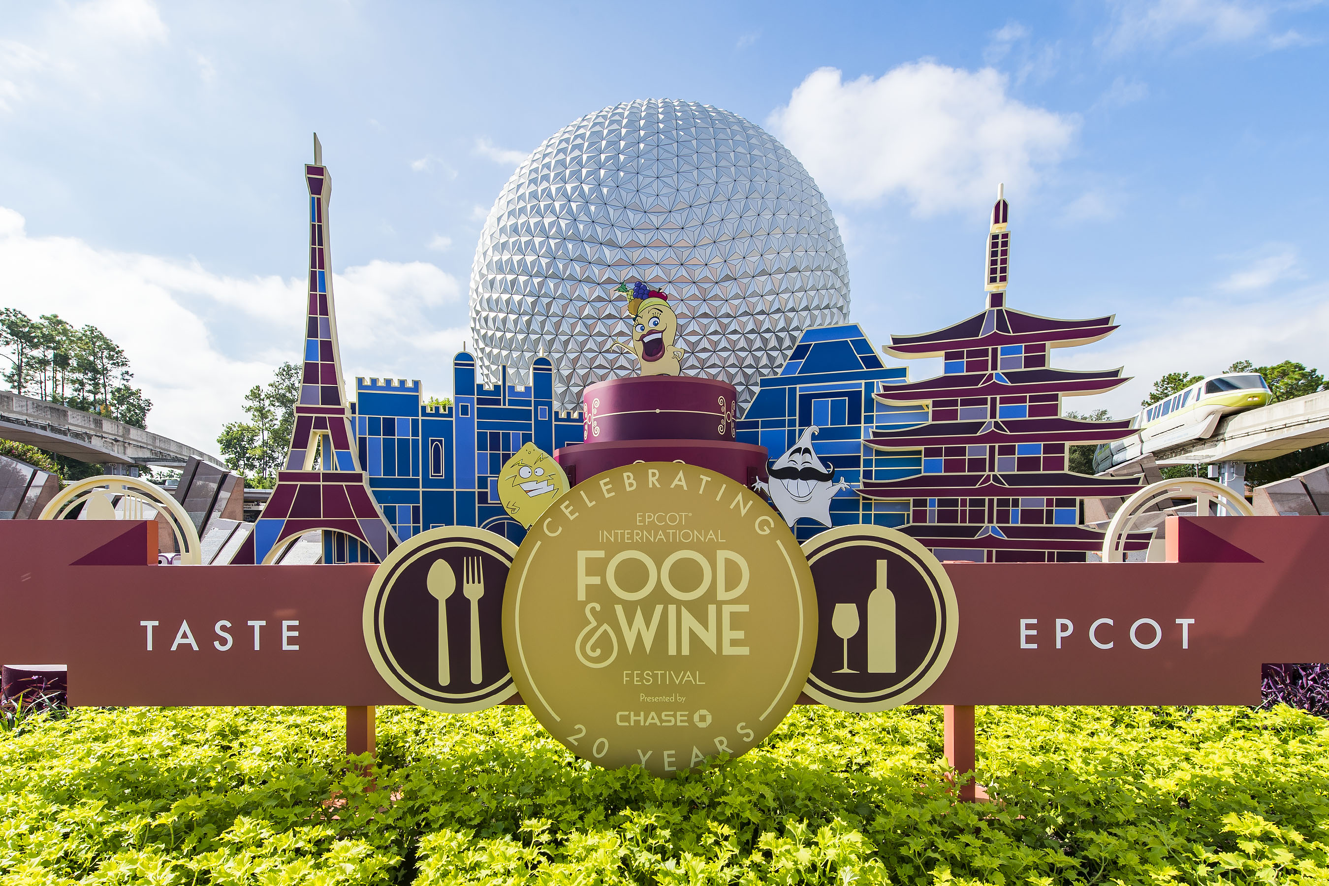 Epcot Food and Wine Festival By the Numbers