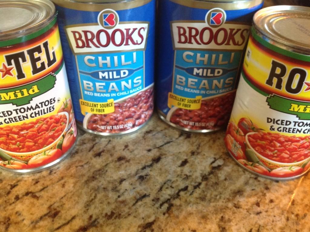 Chili cans ©WagonPilot