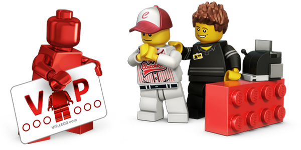 Save Money with the Free Lego VIP Program