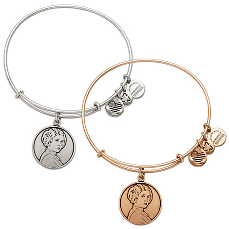 New Princess Leia Alex and Ani Bangle