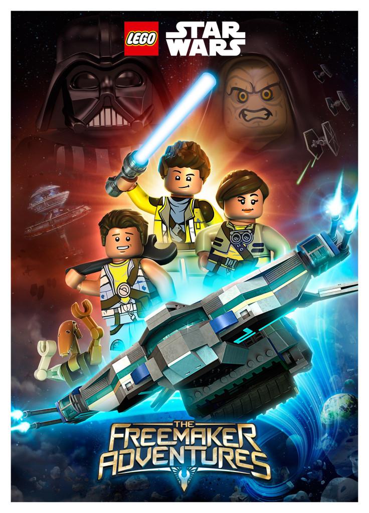Lego Star Wars Freemaker Adventures