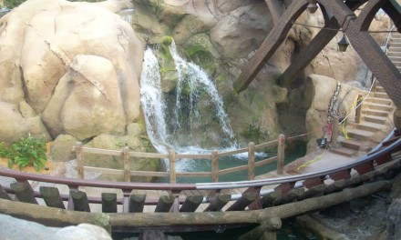 Seven Dwarfs Mine Train Review
