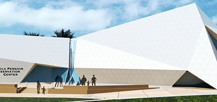 New Penguin Center Coming to The Detroit Zoo