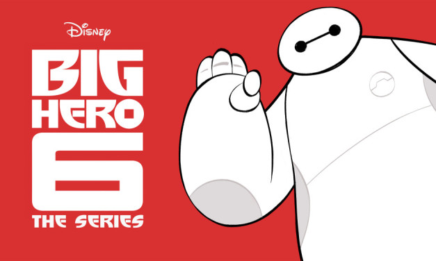 A Big Hero 6 TV Series is Coming to Disney XD