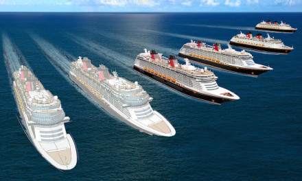 Disney Cruise Lines Announces Two New Ships