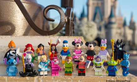Disney LEGO Minifigures Hit the Shelves in May