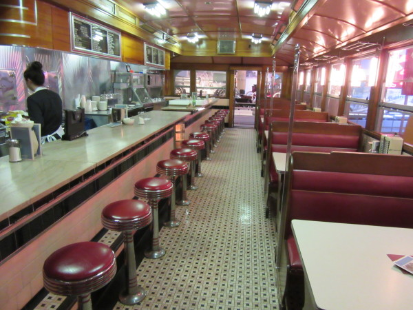 Lamy's Diner ©WagonPilot