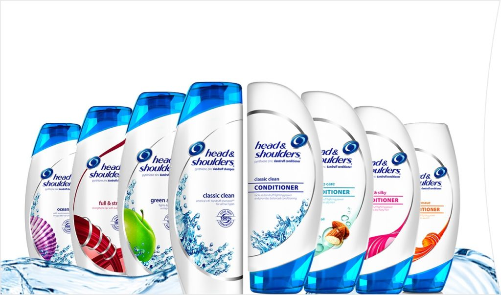 Head & Shoulders line ©P&G
