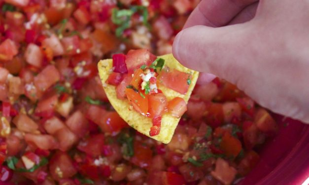 Quick Pico de Gallo Recipe