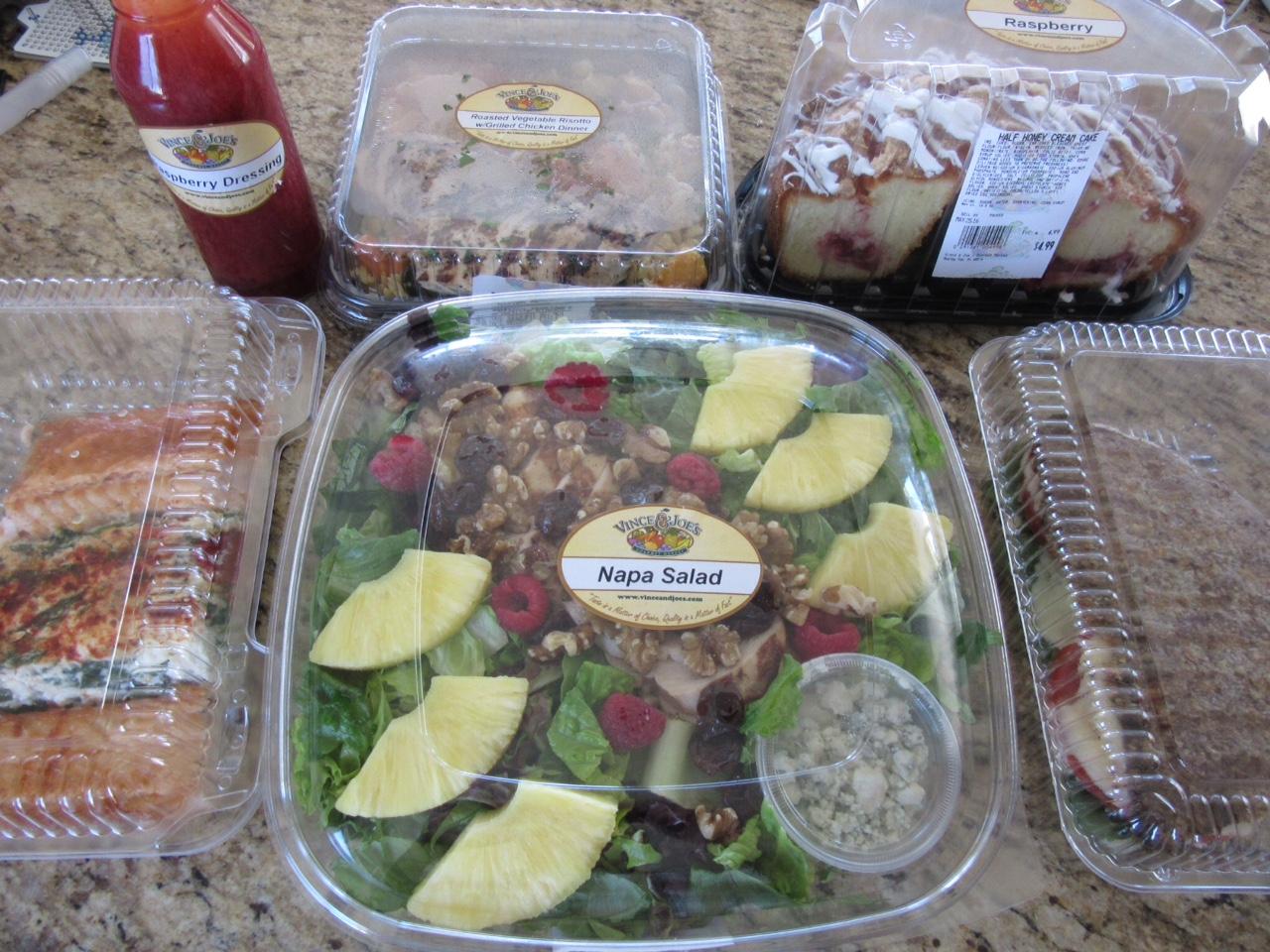 Fresh Food Counter
