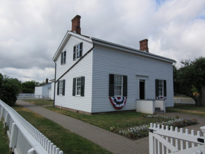 Henry Ford's childhood home ©WagonPilot
