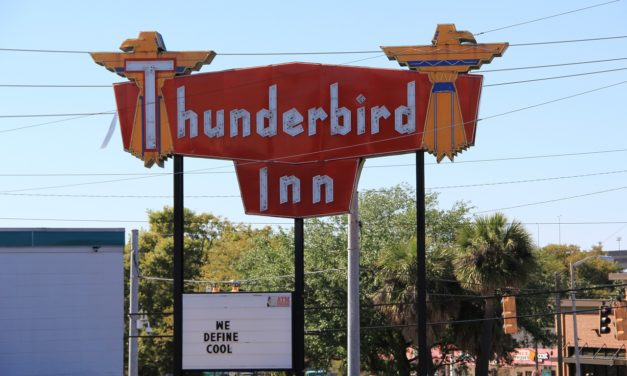 Thunderbird Inn Savannah Review