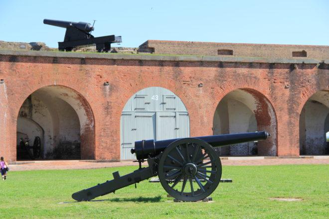 Fort Pulaski National Monument ©Richard Christensen