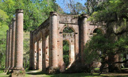 Roadside History: Old Sheldon Church