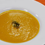 Disney World Recipe: Sunshine Seasons Pumpkin Soup