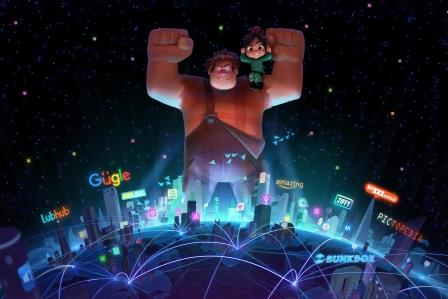 Wreck it Ralph 2 ©Disney