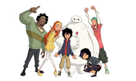 Original Cast Members Lend Voices to New Big Hero 6 Series
