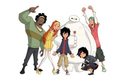 Original Cast Members Lend Voices to New Big Hero 6 Series