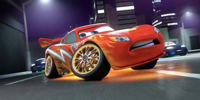 Cars 3 Lighting McQueen ©Disney-Pixar