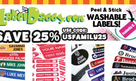 Special Savings on Label Daddy Labels