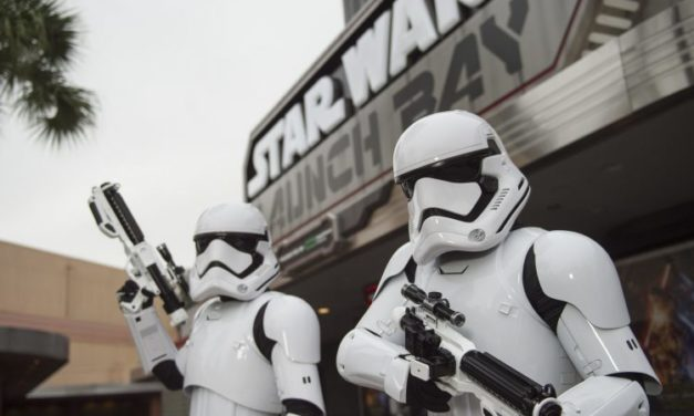 Star Wars Fun is Well Underway at Disney's Hollywood Studios