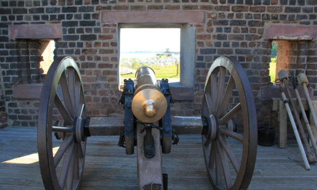 Tour Old Fort Jackson in Savannah, Georgia