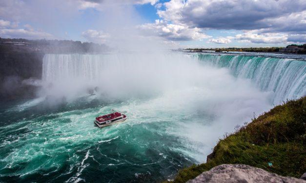 5 Great Reasons to Visit Niagara Falls