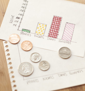 Teach Your Kids How to Graph Money