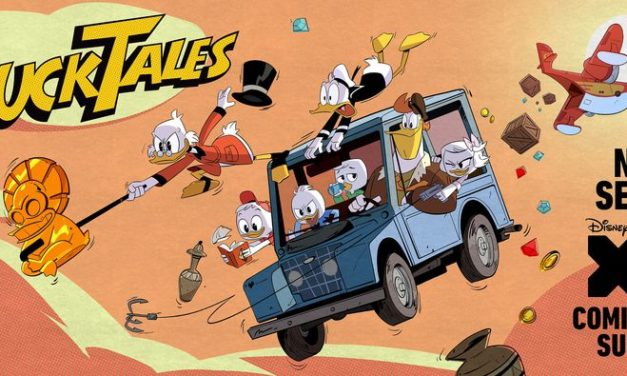 Disney's New Duck Tales Series Debuts in August