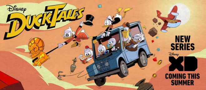 Duck Tales ©Disney