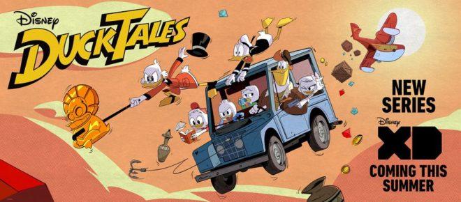 Duck Tales ©Disney