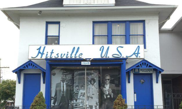 Touring Detroit's Motown Museum