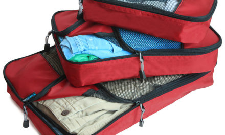 Packing Cubes will Change the Way You Travel