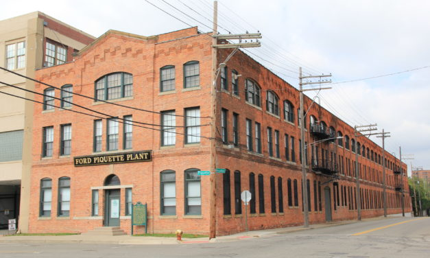 Touring The Ford Piquette Avenue Plant