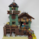 LEGO Ideas Old Fishing Store Review