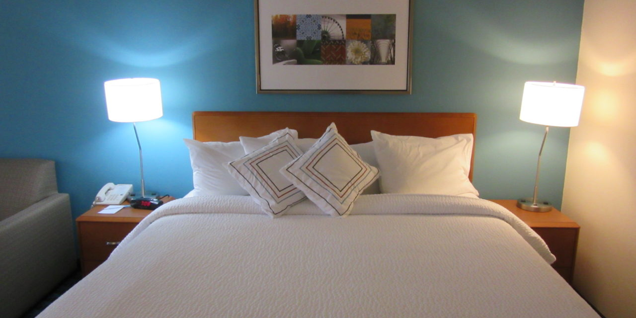 Hotel Review: Fairfield Inn Sandusky, Ohio