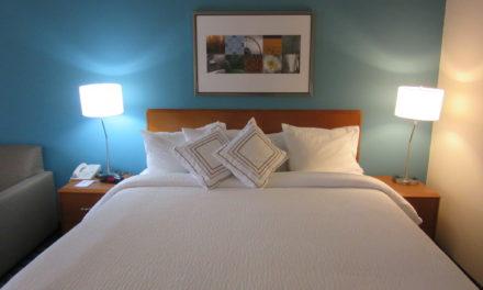 Hotel Review: Fairfield Inn Sandusky, Ohio