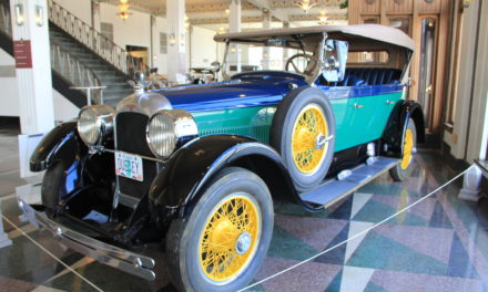 Discover Automotive Elegance at the Auburn Cord Duesenberg Museum
