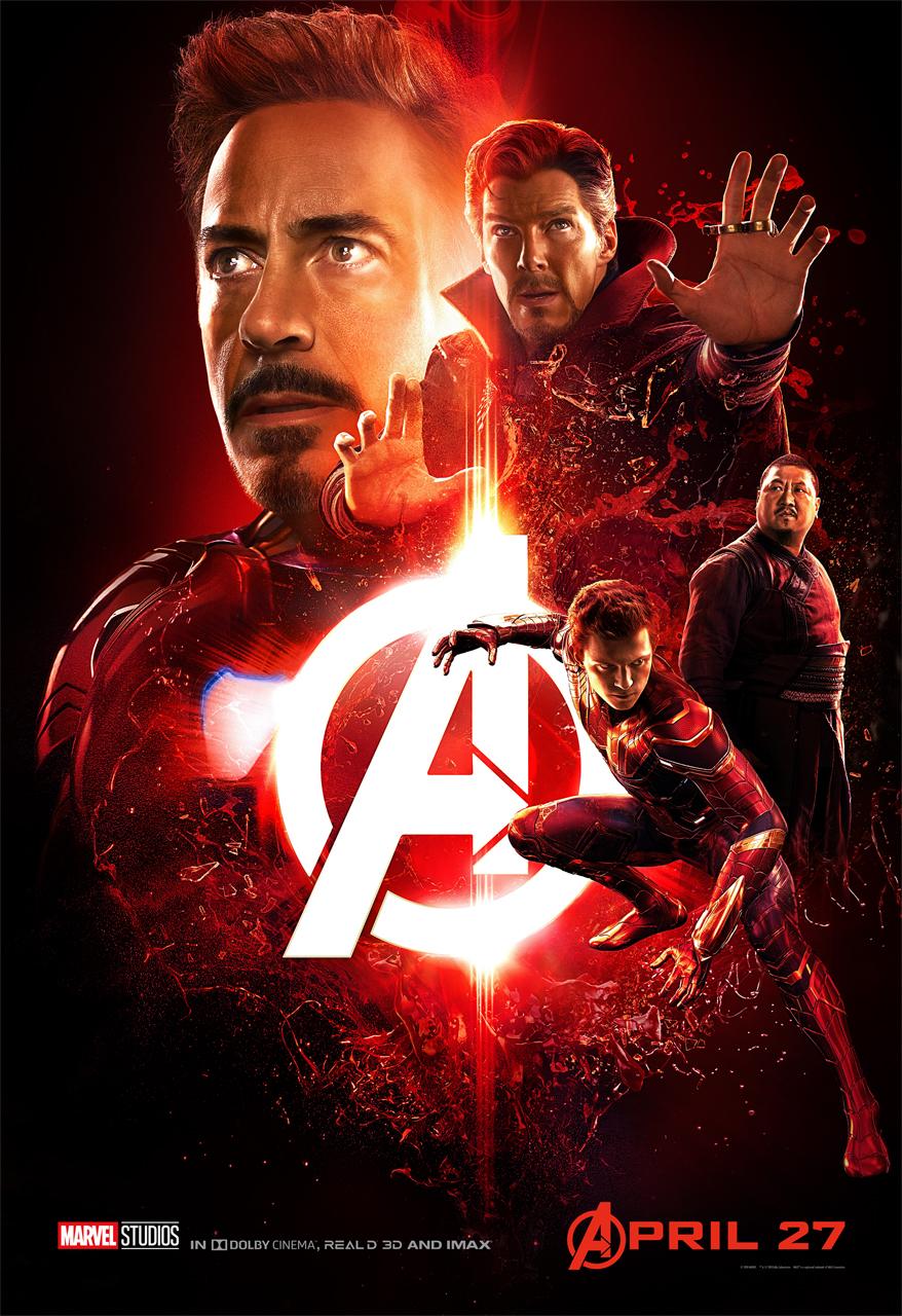 Avengers 1 Movie Poster