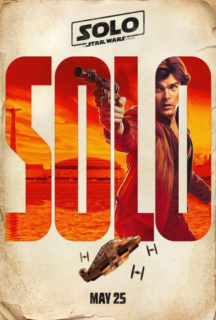 Solo character poster