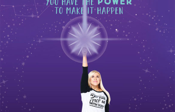 Book Review: It's Your Universe by Ashley Eckstein