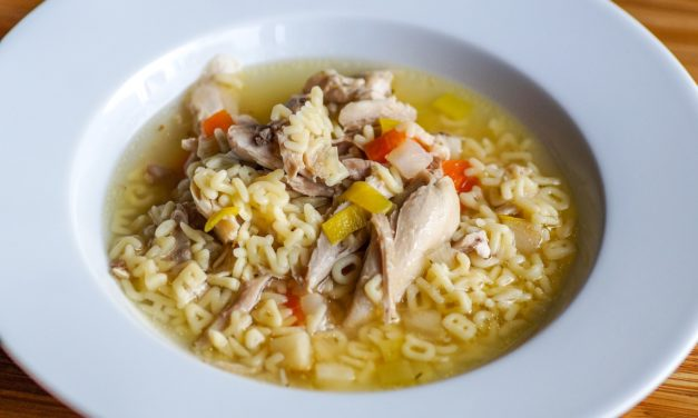 Chicken Soup Recipe for the Instant Pot
