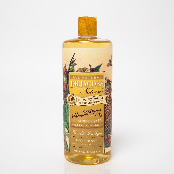 Dr. Jacob's Naturals Soap