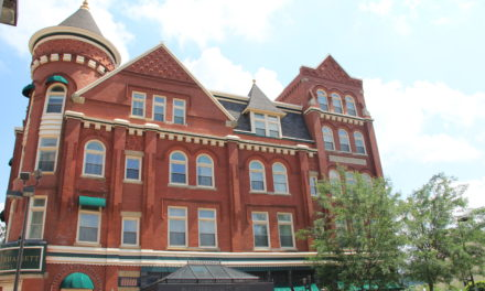 Review of the Historic Blennerhassett Hotel in Parkersburg, West Virginia