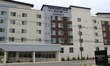Review of the TownPlace Suites Hotel in Parkersburg, West Virginia