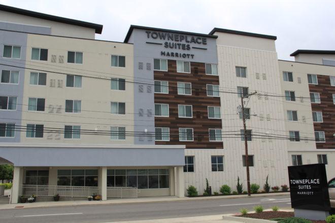 TownPlace Suites Hotel Parkersburg © R. Christensen