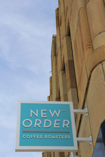 New Order Coffee in Midtown Detroit ©R. Christensen