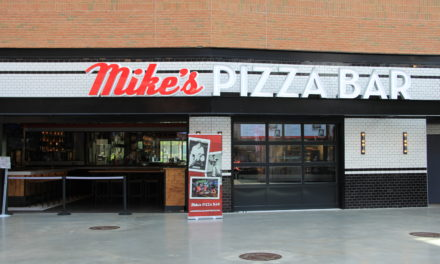 Great Atmosphere and Food at Mike's Pizza Bar in Downtown Detroit